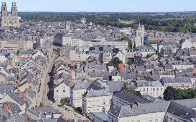 Présentation : la rue des Carmes à Orléans